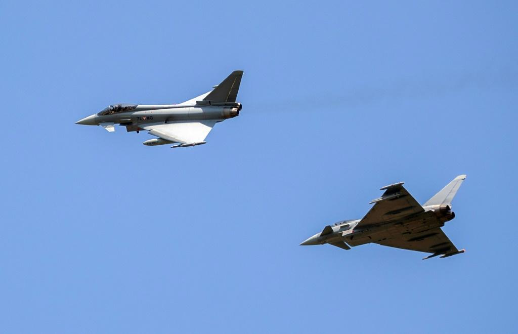 The Eurofighter Typhoon is out of the running to replace 88 aging Canadian fighter jets
