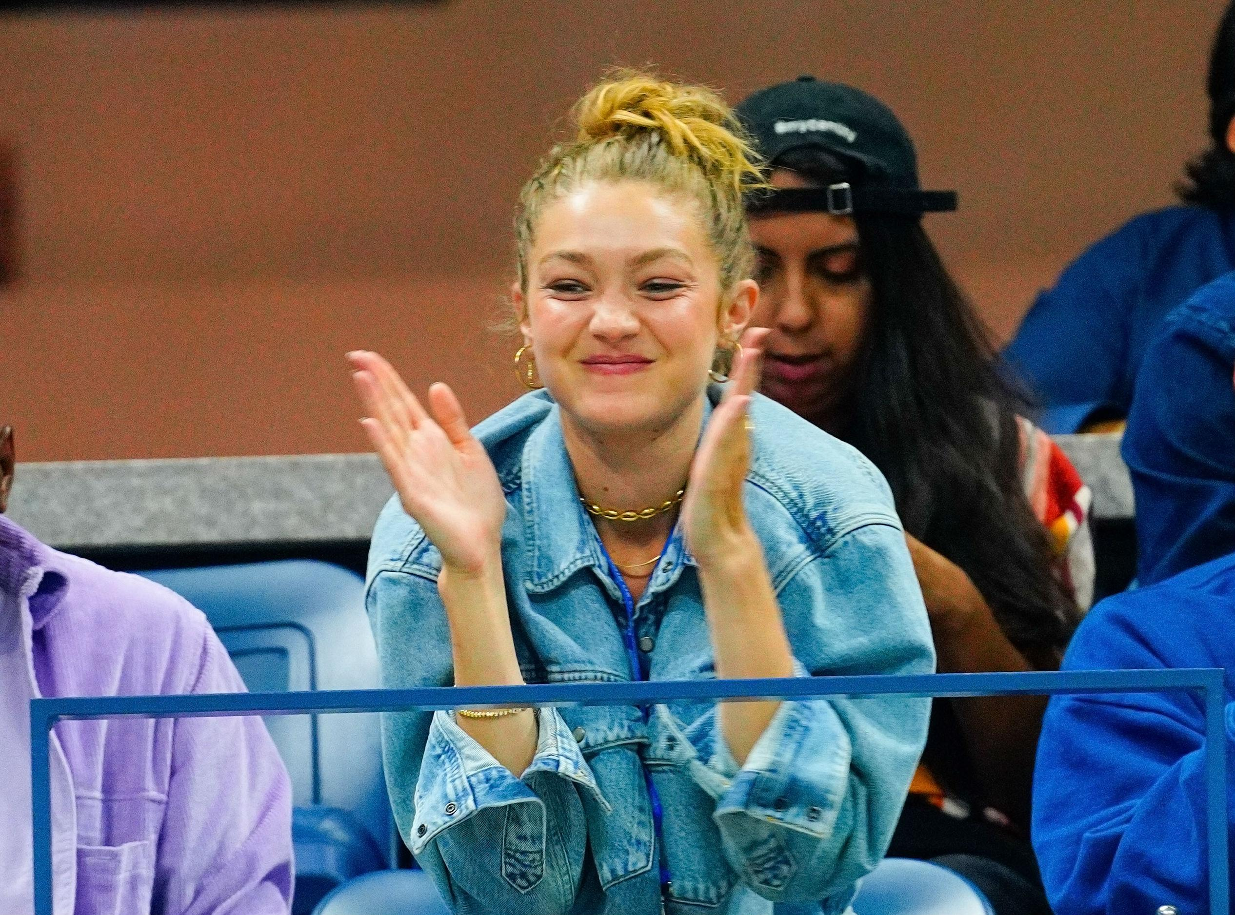 Gigi Hadid encourages fans to 'vote' in American presidential election
