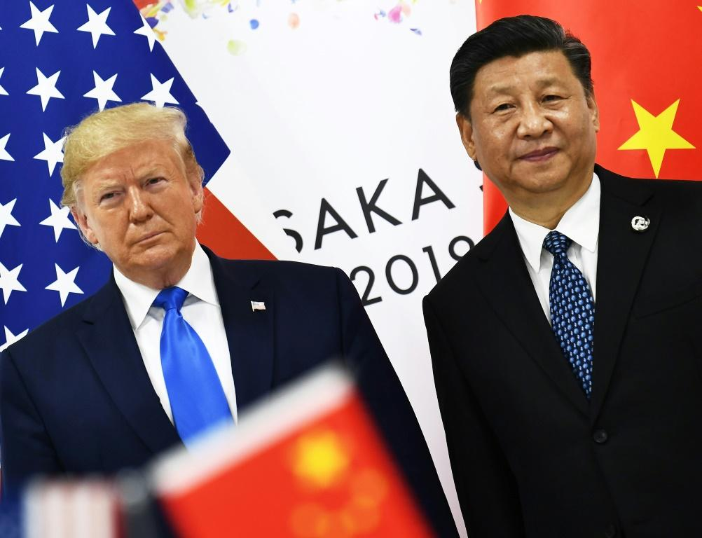 The US-China trade war has sparked fears of a global recession and hit oil prices