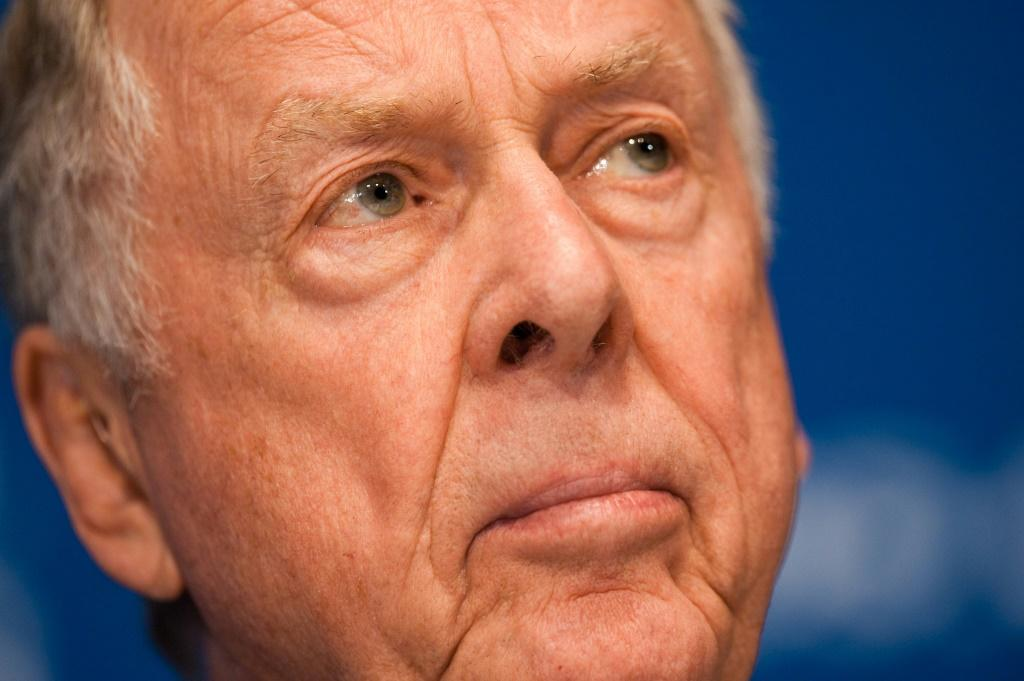 Oil tycoon T. Boone Pickens earned a reputation for aphorisms that became known as Boone-isms