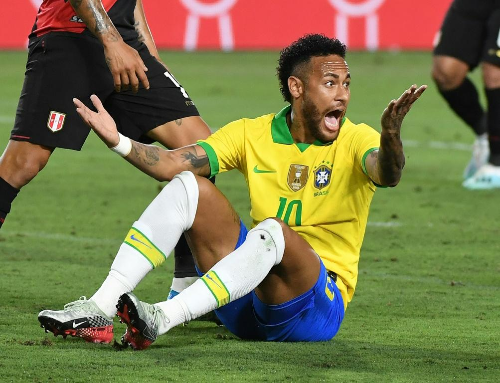 After featuring in Brazil's two friendly matches in the USA Neymar could make his return for PSG this weekend