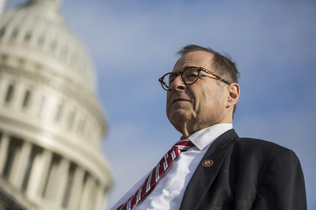 House Judiciary Committee chairman Jerrold Nadler said documents being sought from Big Tech firms would enable the panel to move on its probe of whether they violated antitrust laws
