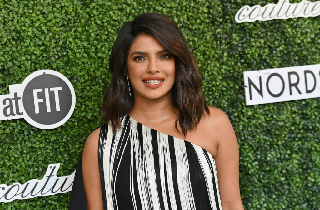 """Priyanka Chopra was the first Indian actress to lead a primetime US series, with FBI thriller """"Quantico"""
