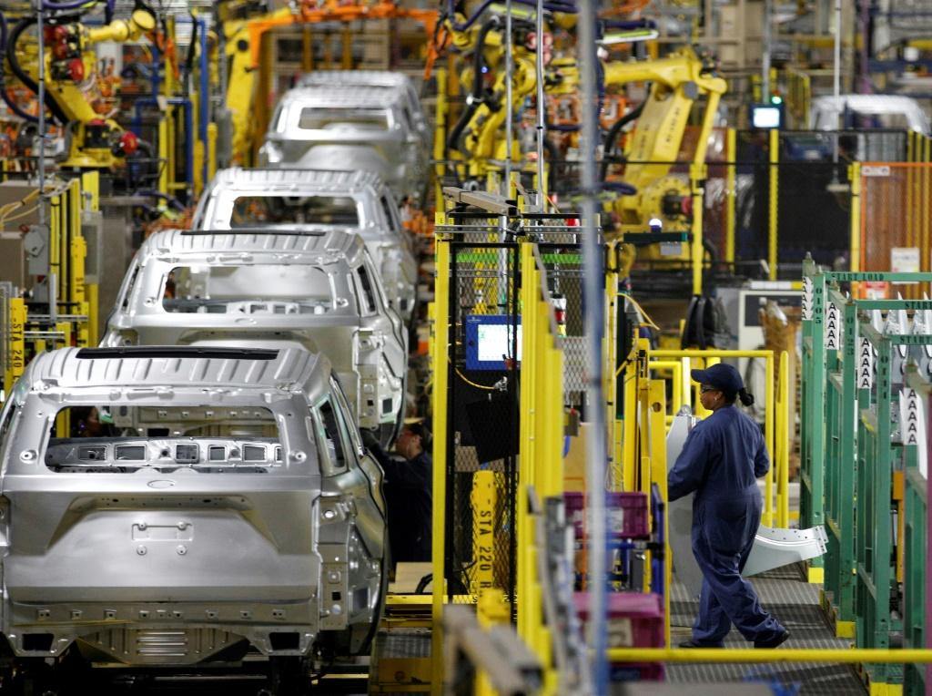Manufacturing was a major driver of the recovery, with solid gains across many sectors -- with the notable exception of autos