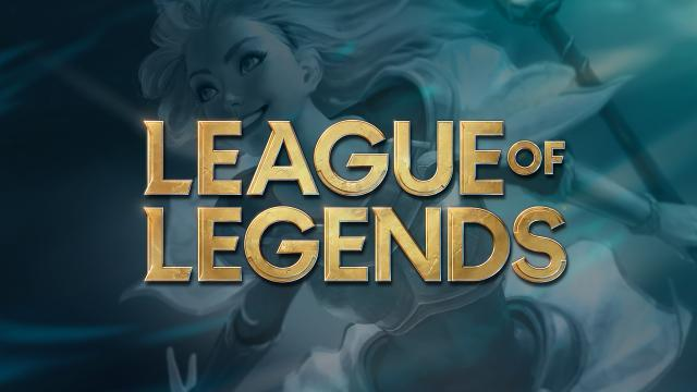 The new League Of Legends logo.