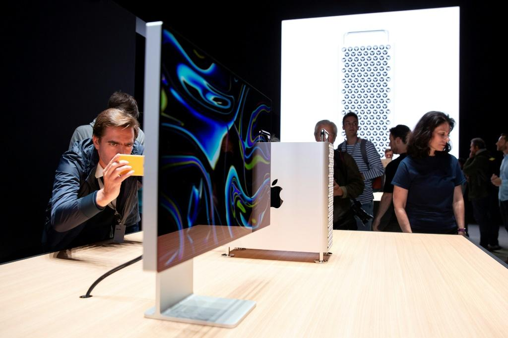 Apple said it would keep production of its new-generation Mac Pro computer -- announced in June at the company's developer conference -- after obtaining exemptions from tariffs on some imported components