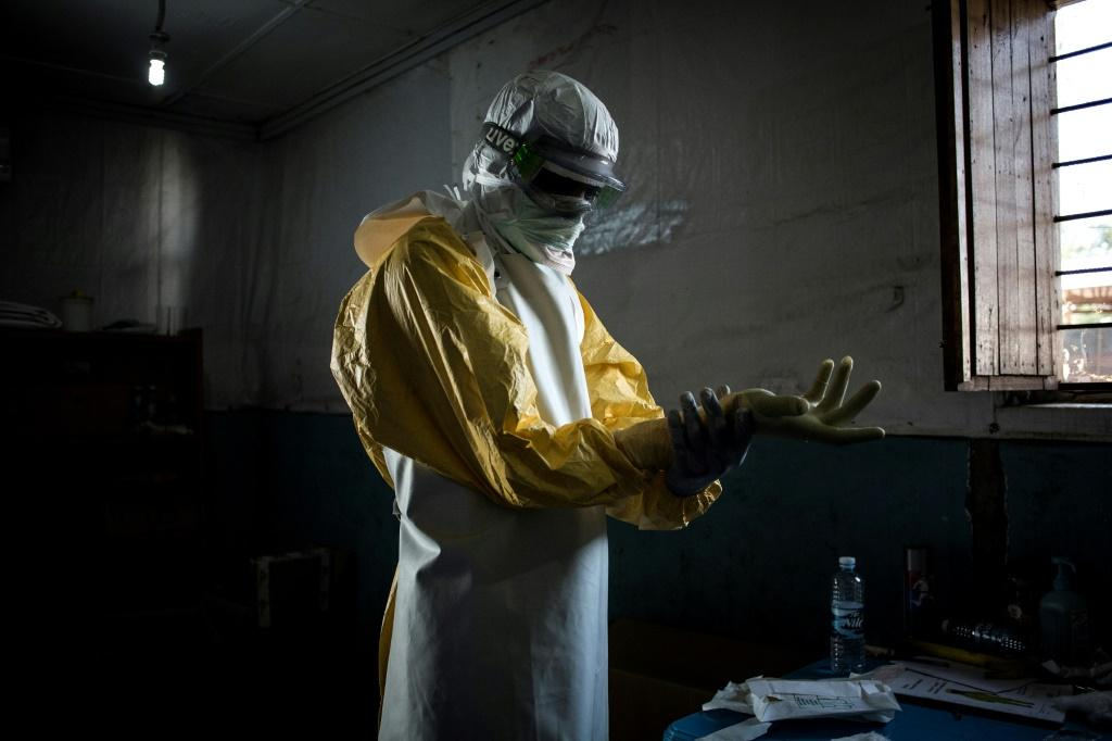 The Ebola outbreak in DR Congo has claimed more than 2,100 lives