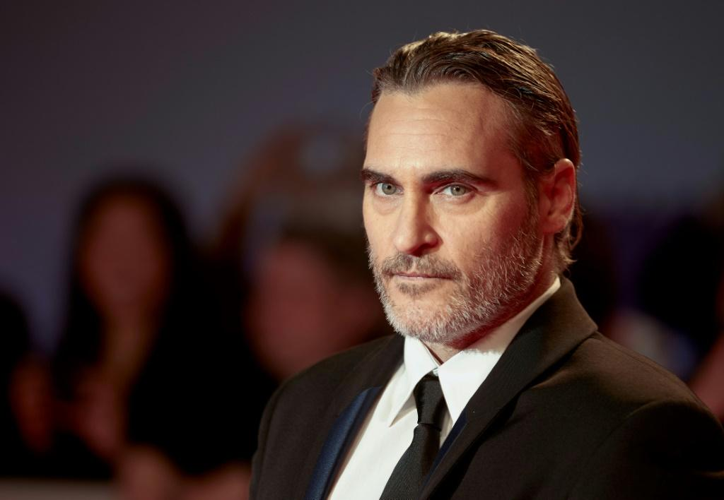 """The much-hyped new Joaquin Phoenix film """"Joker,"""" billed as a """"character study"""" of Batman's nemesis, has been hailed as an Oscar contender but has raised concerns"""