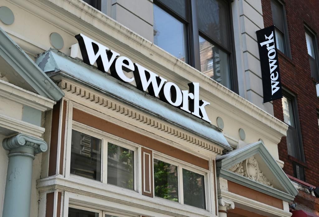 WeWork announced an executive shakeup as it tries to reposition an initial public offering campaign that has sputtered over the last month