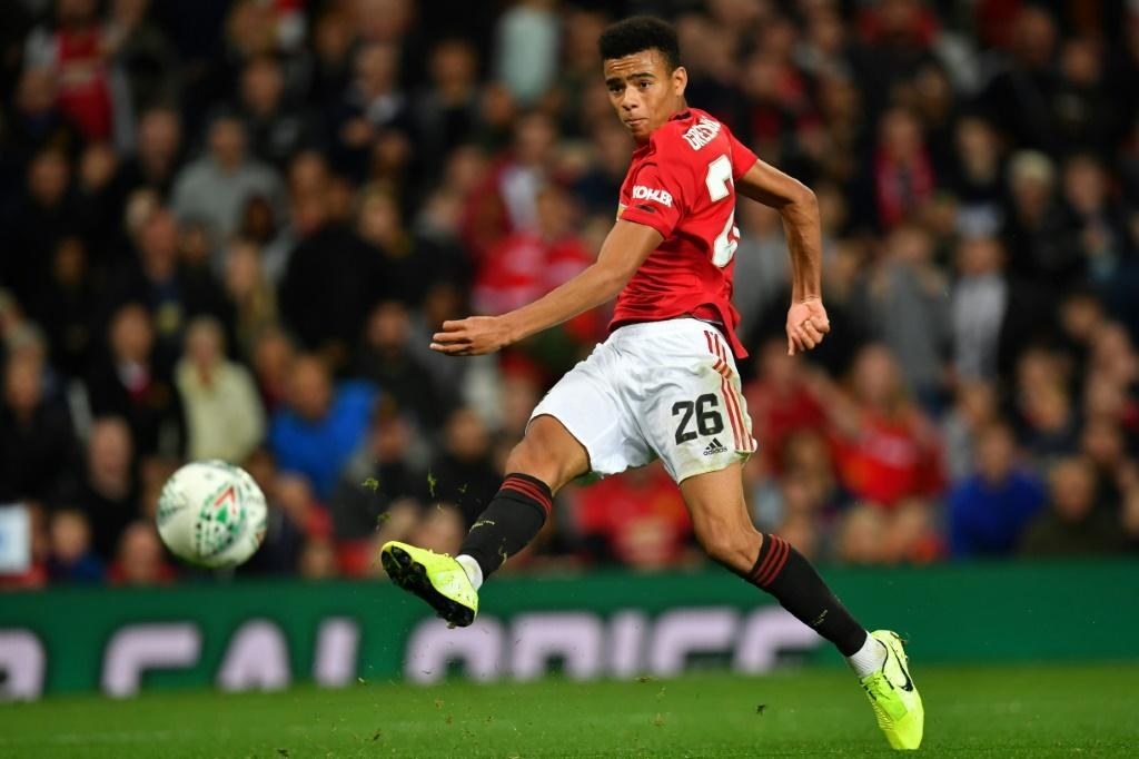Mason Greenwood, 17, could be handed his second start in the Premier League for Manchester United on Monday