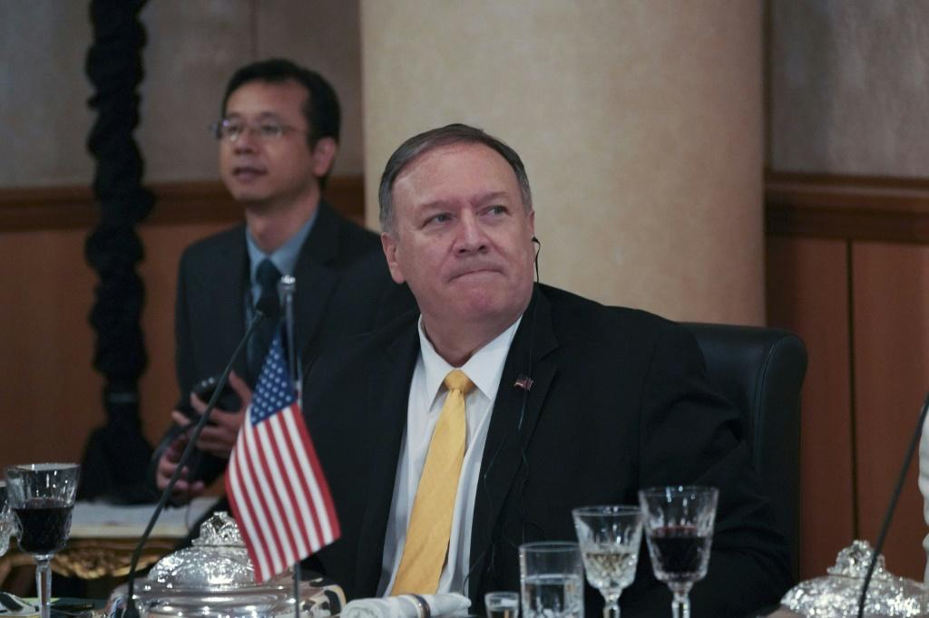 US Secretary of State Mike Pompeo says that he has shared evidence that Iran carried out an attack on Saudi Arabia