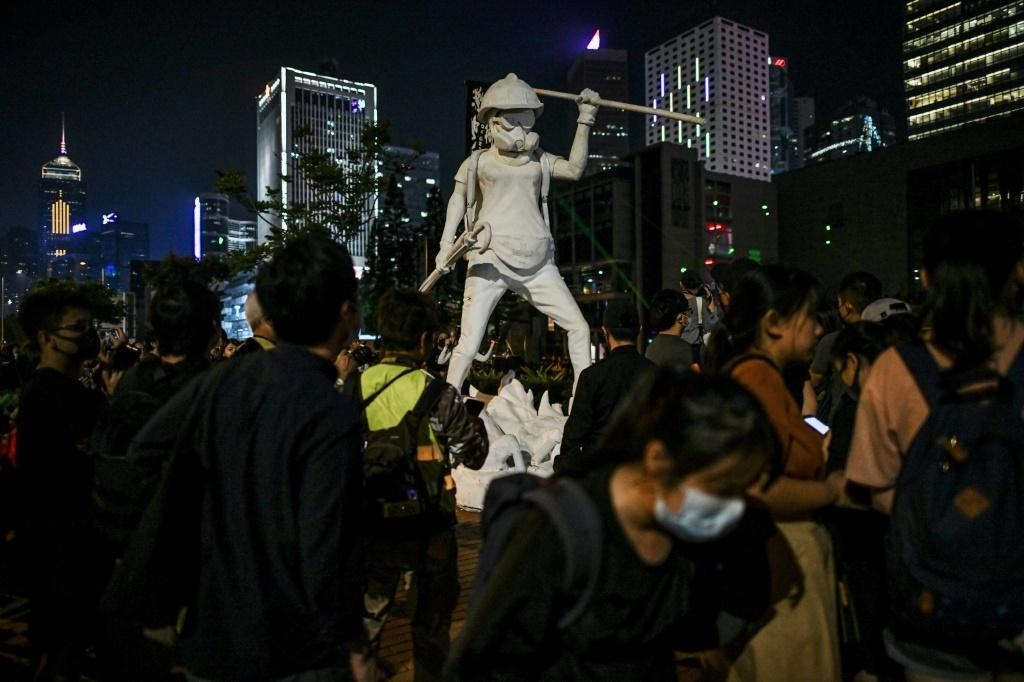 Hong Kong's protests were ignited by a now-scrapped plan to allow extraditions to the authoritarian mainland