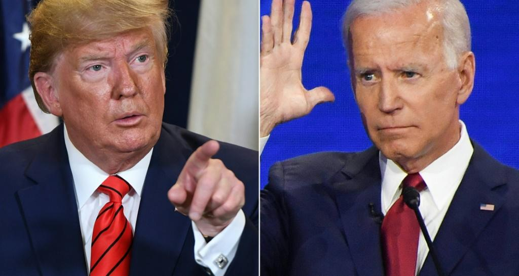 Donald Trump is accused of pressing Kiev to investigate his potential rival for the White House in 2020, Joe Biden