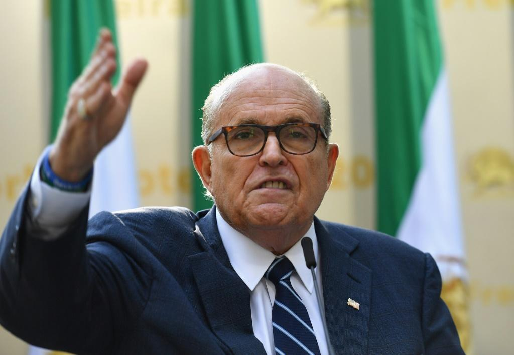 Rudy Giuliani, a personal lawyer of President Donald Trump, suggests he might not comply with a Congressional subpoena in the impeachment investigation of Trump