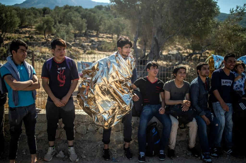 Greece plans to return to Turkey 10,000 migrants who fail asylum requirements by the end of 2020