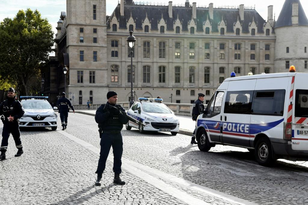 The attacker had worked for the police since 2003