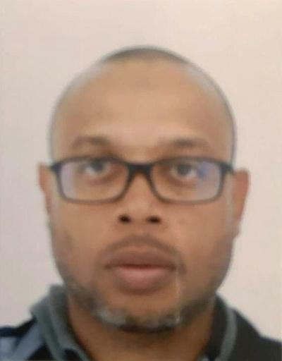 Mickael Harpon, the Paris police employee who fatally stabbed four colleagues on October 3.