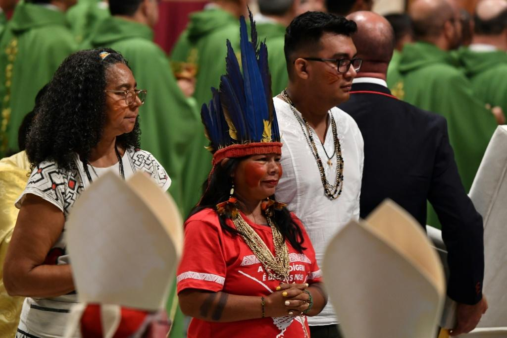 The run-up to the synod saw hundreds of events held in the Amazon region in a bid to give the local populations a voice in the assembly's working document