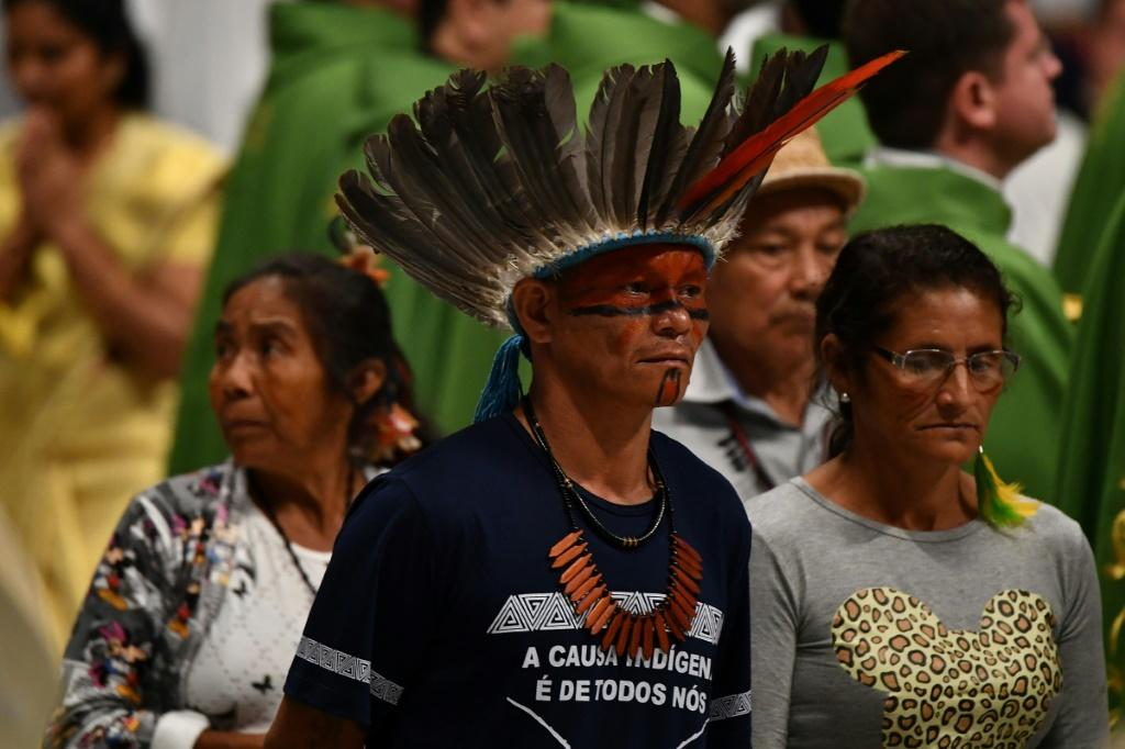 The way of life of the Amazon's indigenous peoples in under threat