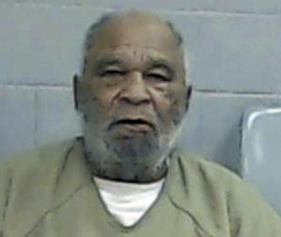 This undated photo obtained November 28, 2018, courtesy of Ector County Sheriff's Office, shows convicted serial killer Samuel Little