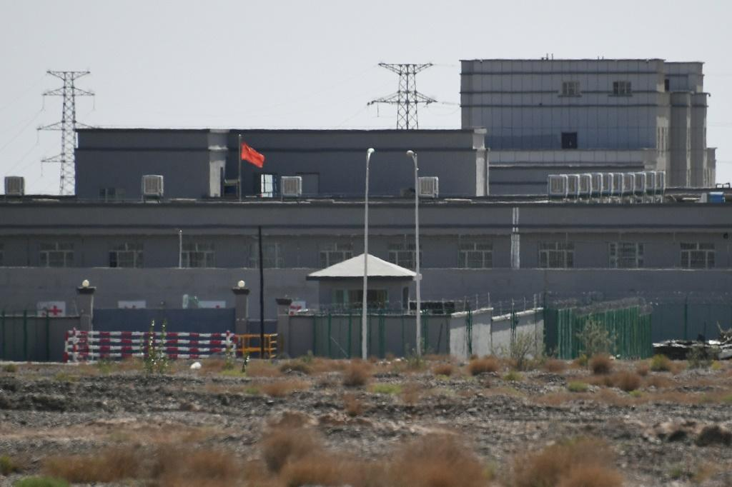 USA puts Chinese surveillance tech firms on economic blacklist over Uyghur abuse