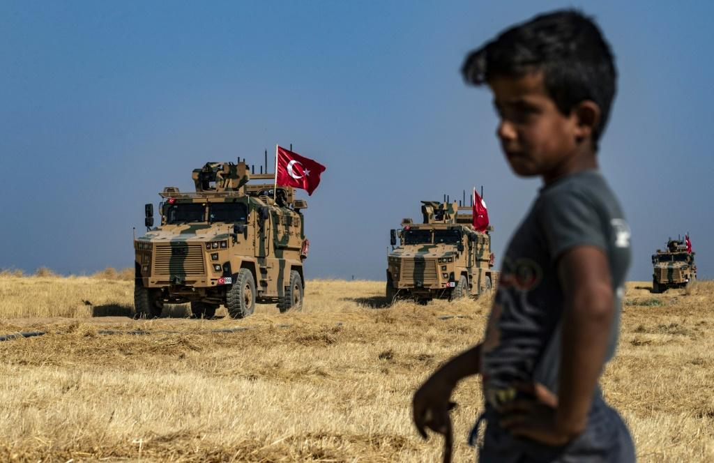 Turkey To Begin Syria Offensive 'Shortly' Despite Mixed US Signals