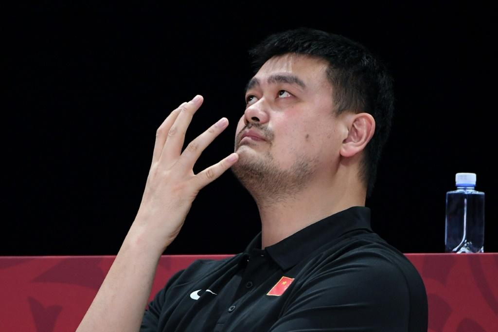 Chinese basketball icon Yao Ming is said to be very upset by the NBA scandal
