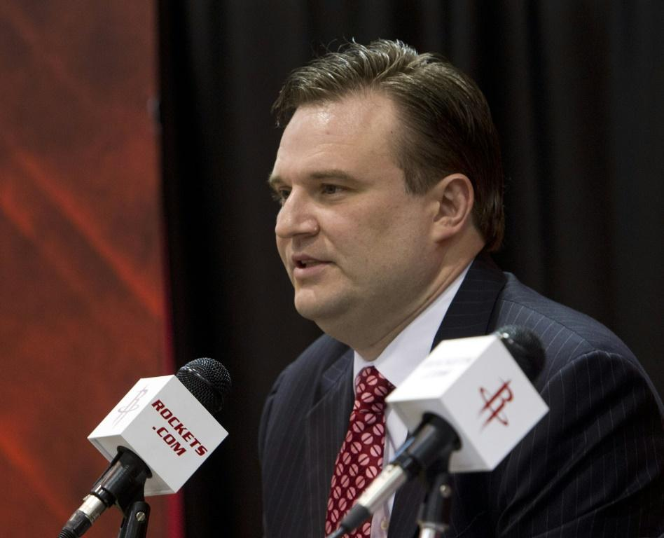 Daryl Morey ignited a firestorm with his tweet in support of Hong Kong's democracy protesters