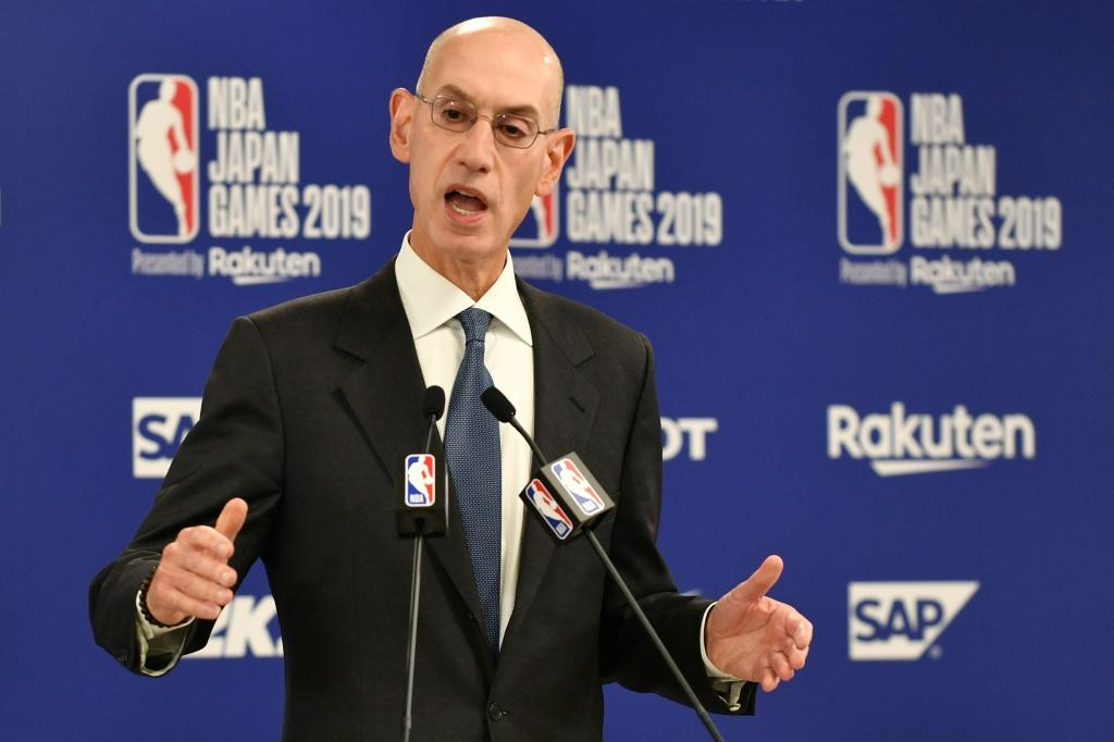 NBA Commissioner Adam Silver has insisted the league will not regulate the speech of players, employees and owners, despite a damaging row with China