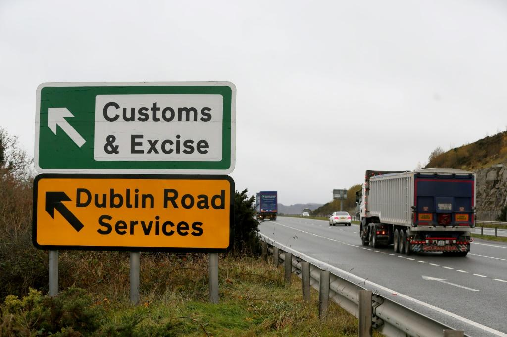 The situation on the Irish border post-Brexit is a key stumbling block in talks