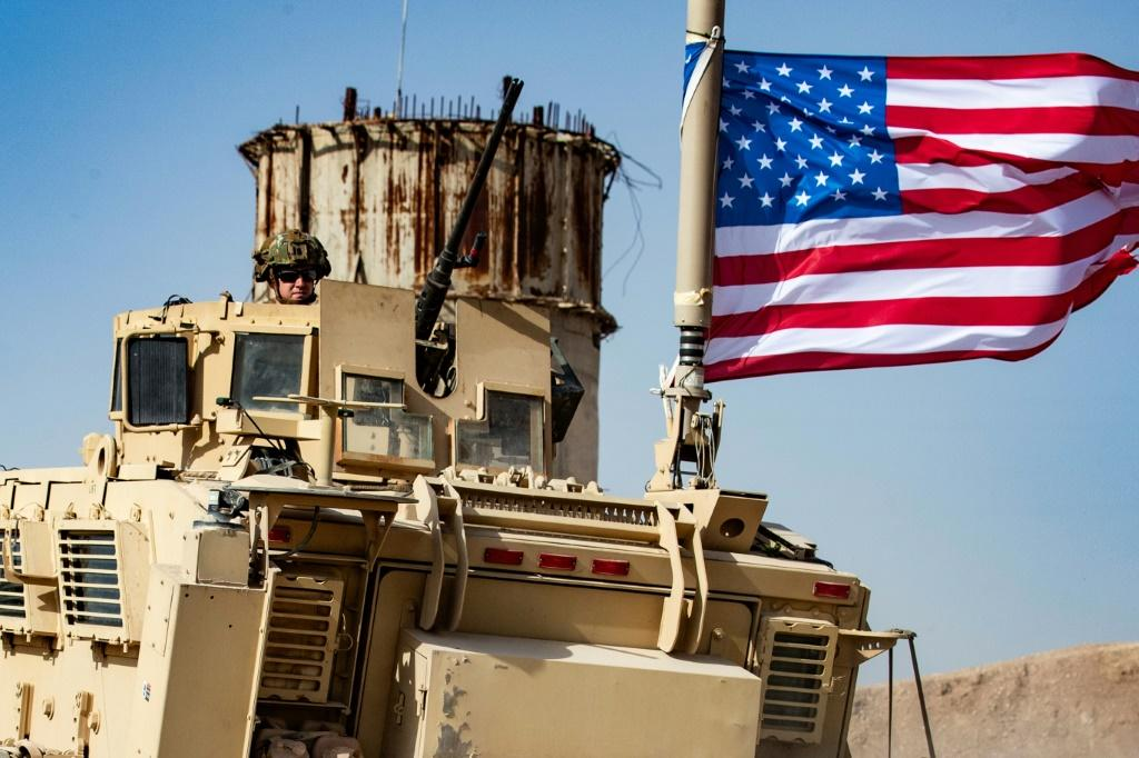 The US has pulled back 50-100 'special operators' from Syria's northern border