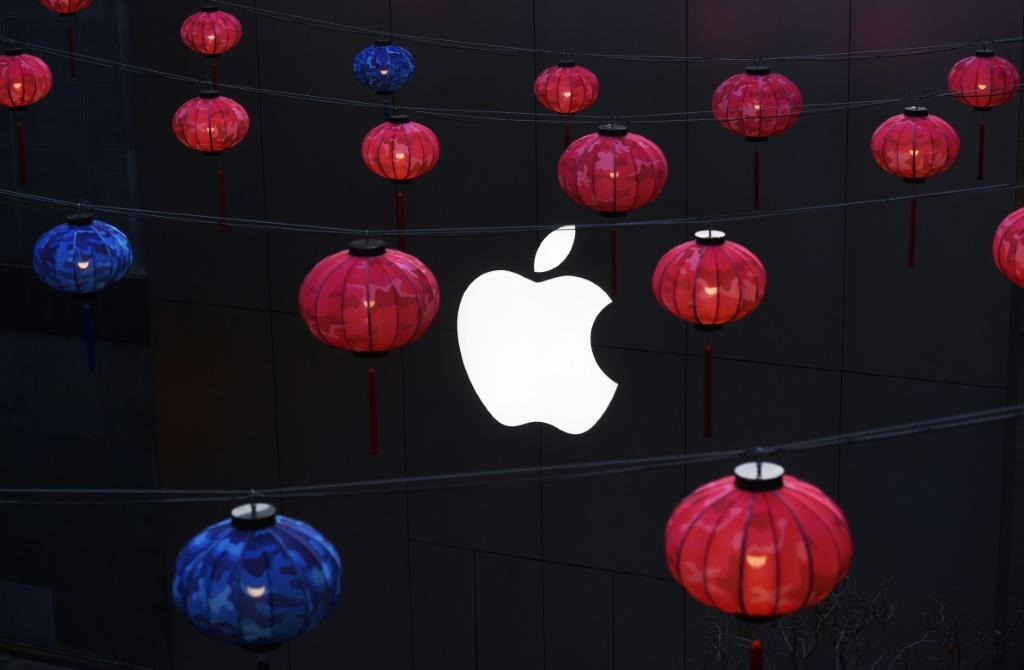 Apple has a huge presence in China