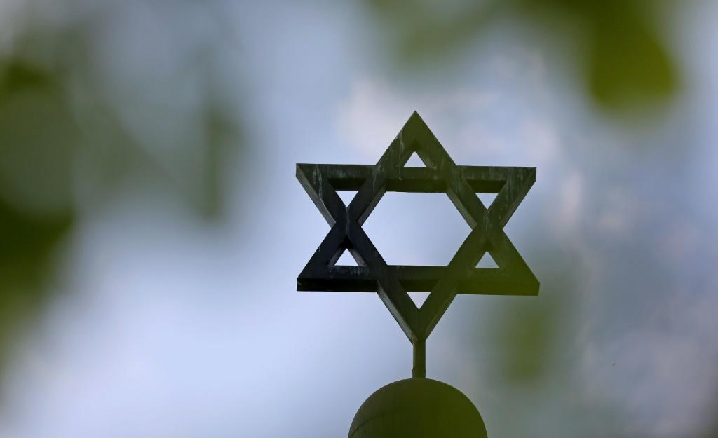 A Rabbi was stabbed outside a Jewish synagogue in Boston on Thursday.