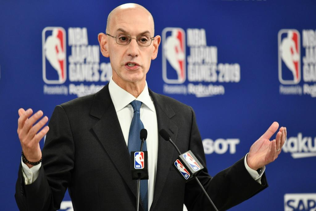 Chinese state media accused NBA Commissioner Adam Silver of 'willing to be another handy tool for US interference' after he insisted the league would not apologise for a tweet supporting pro-democracy protests in Hong Kong