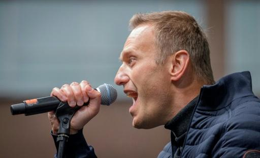 Russia Brands Navalny's Opposition Group A 'Foreign Agent'