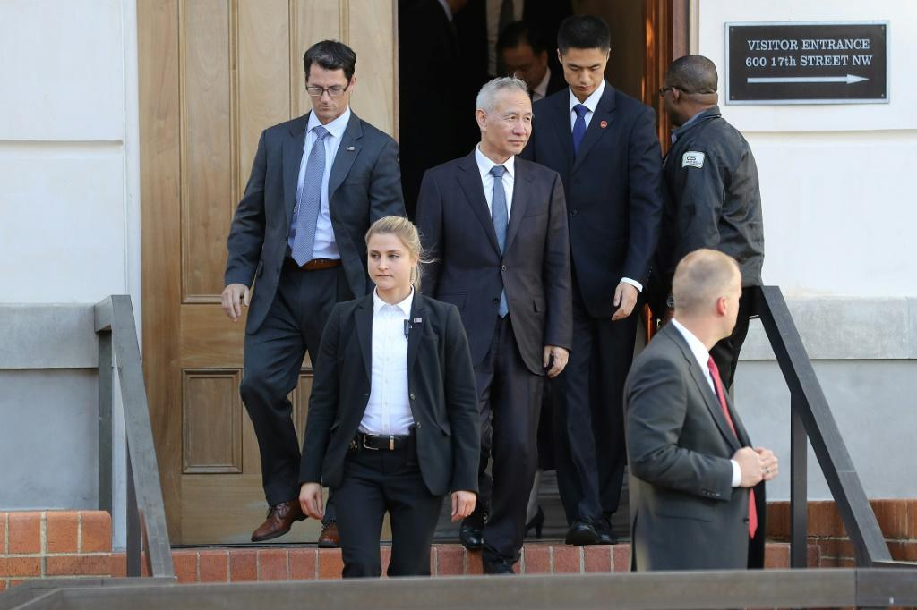 Chinese Vice Premier Liu He is leading Beijing's delegatin to the talks