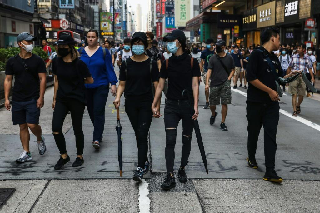 Protesters in Hong Kong are pushing for an independent inquiry into the police, an amnesty for the more than 2,500 people arrested and universal suffrage