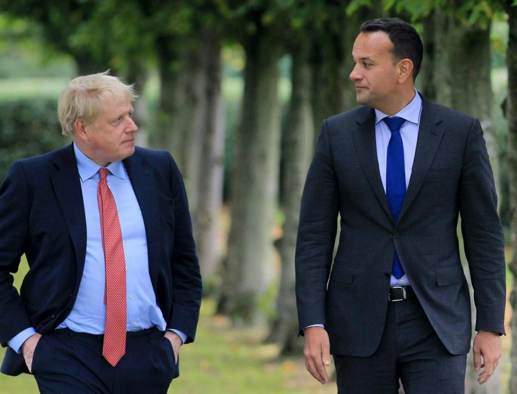 Talks continue after a meeting between Ireland Prime Minister Leo Varadkar and counterpart Boris Johnson but few familiar with the process can point to progress on the decisive Northern Ireland issue