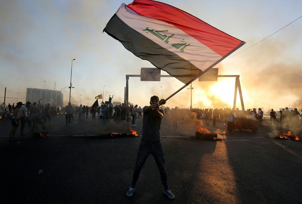An internet blackout in Iraq aimed to quell anti-government unrest, but it also cost the economy nearly $1 billion in losses.