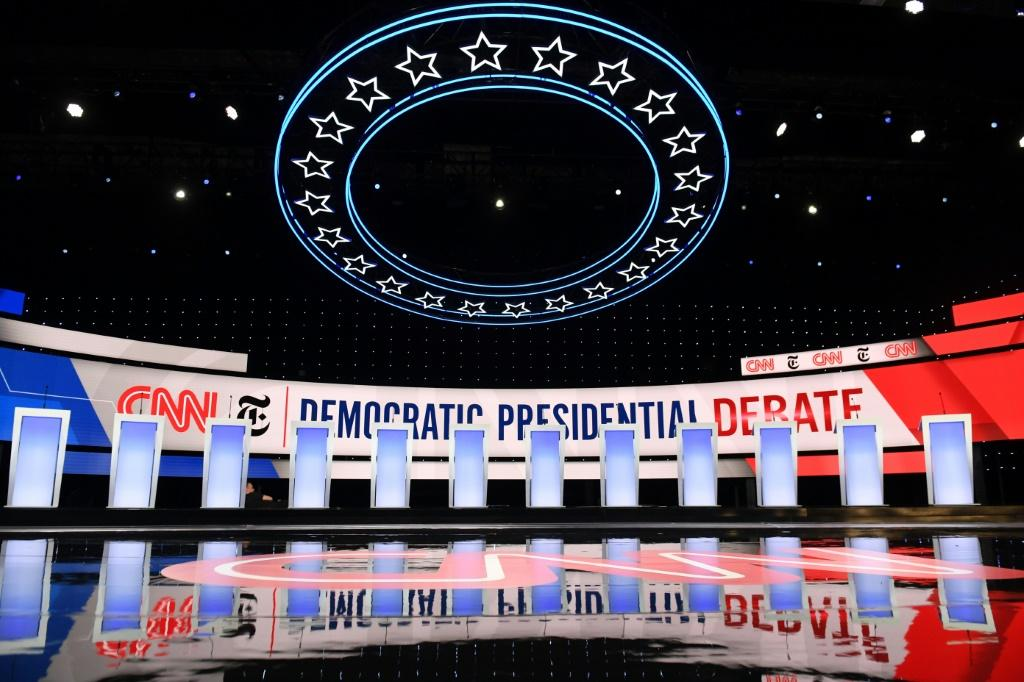 The fourth Democratic primary debate of the 2020 presidential campaign season takes place at Otterbein University in Ohio, a swing state that Trump won in 2016 but that Democrats are seeking to take back in 2020