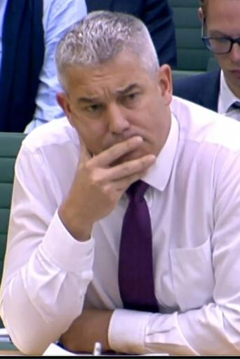 Britain's Brexit minister Stephen Barclay insists the government remains committed to leaving the EU on October 31