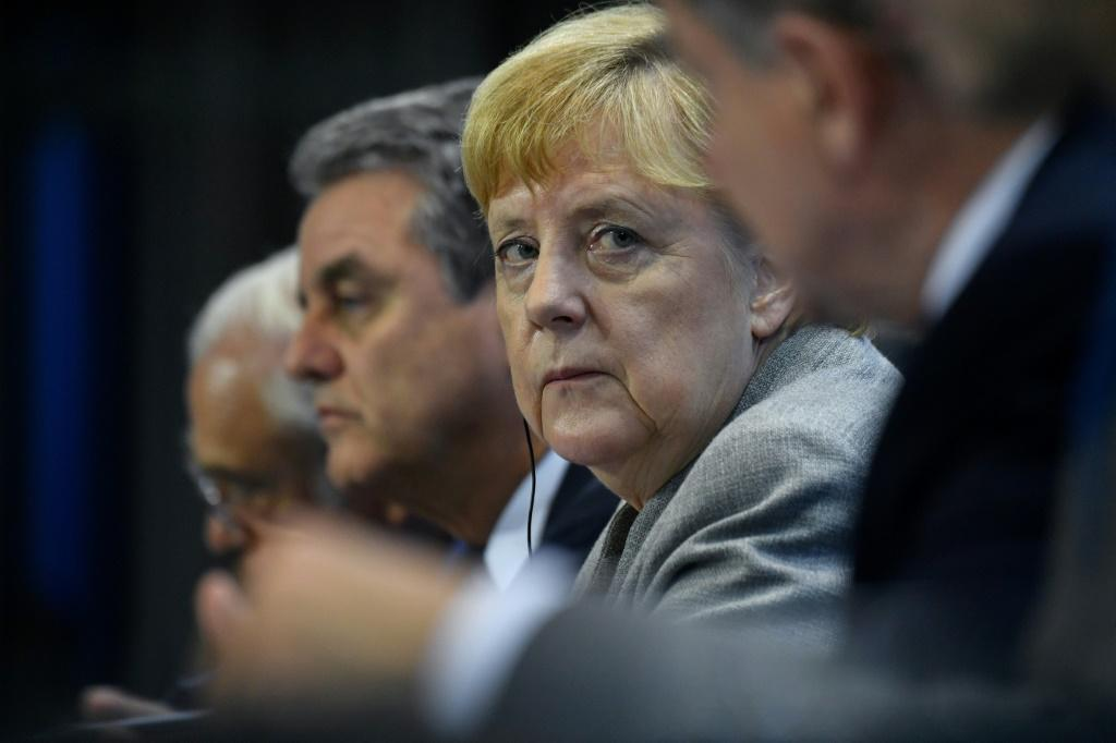 German Chancellor Angela Merkel's government has resisted calls for more investment in digital and traditional infrastructure