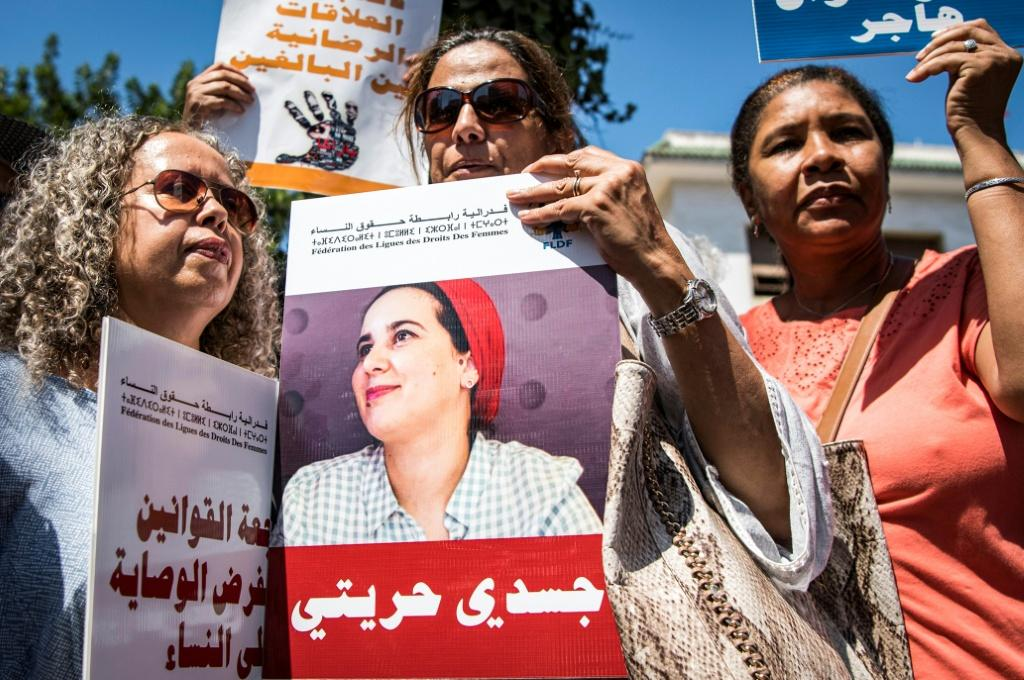 Rassiouni's arrest and sentencing provoked a storm of protest among human rights defenders