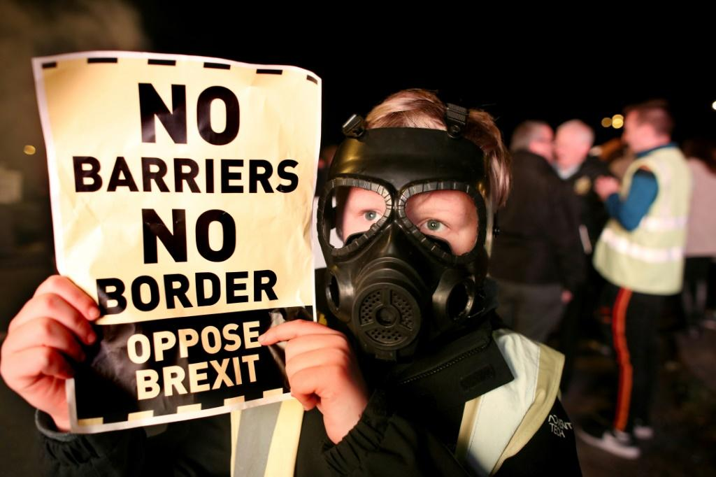 The main sticking point in the Brexit talks has been how to prevent a trade border between Northern Ireland, part of the UK, and the Republic of Ireland, which will remain an EU member