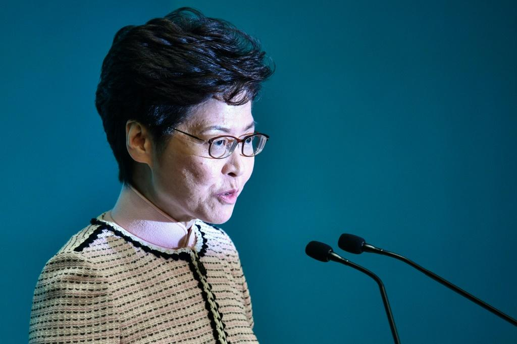 The speech by chief executive Carrie Lam was billed as an attempt to win hearts and minds after four months of seething pro-democracy protests