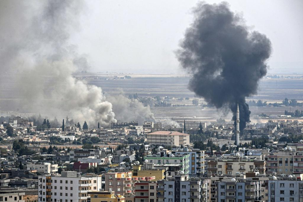 Turkey's assault on Kurdish forces in Syria has created more divisions within the NATO alliance
