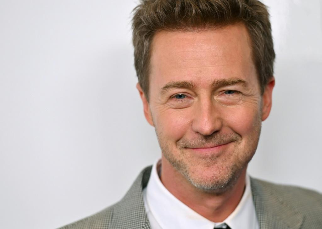 "US actor-director Edward Norton opens the Rome Film Festival with ""Motherless Brooklyn"