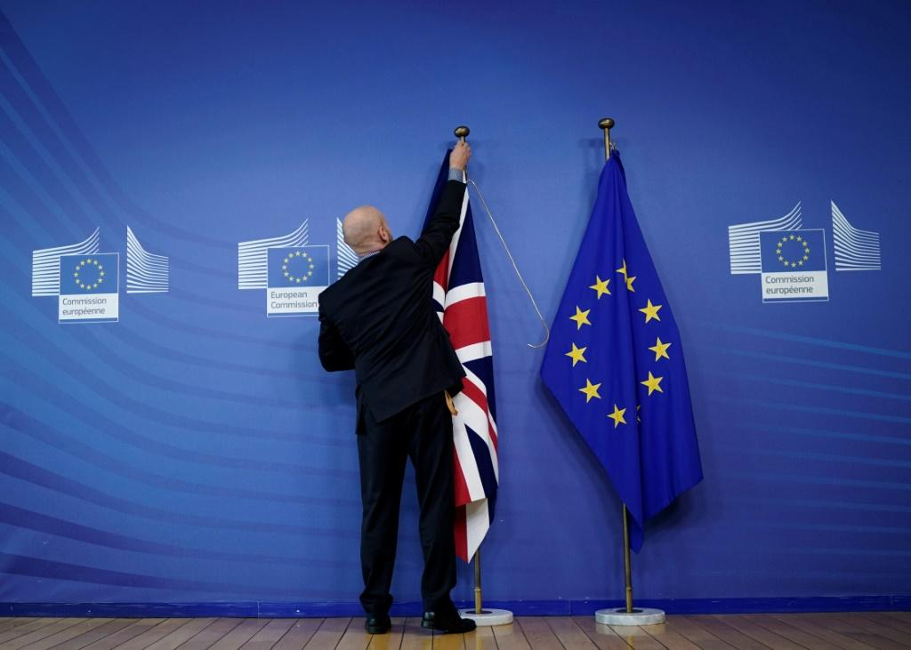Britain narrowly voted in a 2016 referendum to leave the EU