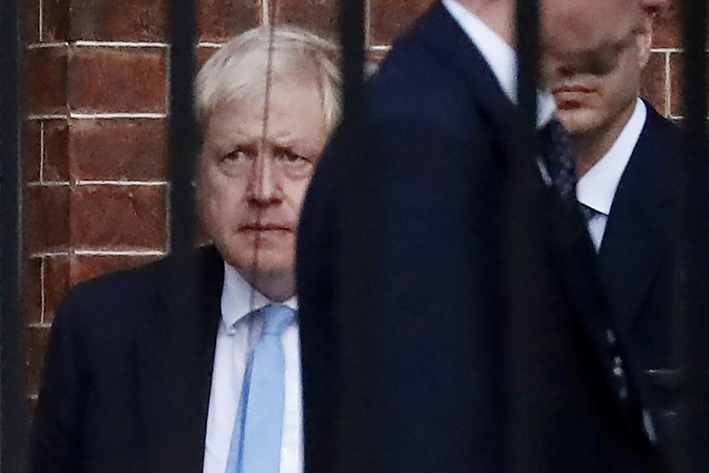 Britain's Prime Minister Boris Johnson has vowed to leave the EU on October 31 with or without a deal