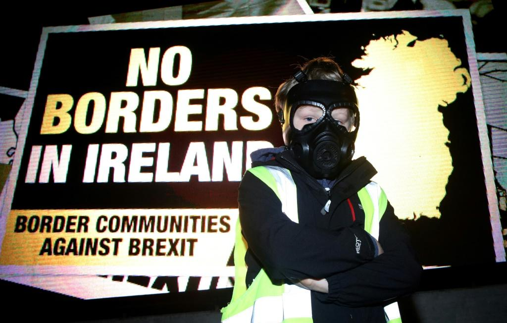 The Irish border is the key sticking point in negotiations